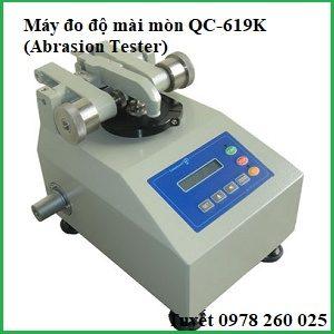 Máy đo độ mài mòn QC-619K