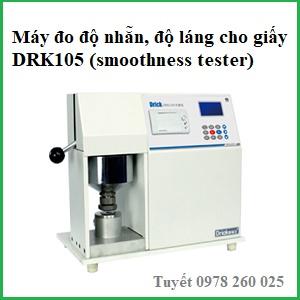 Máy đo độ nhẵn giấy (độ láng) DRK105