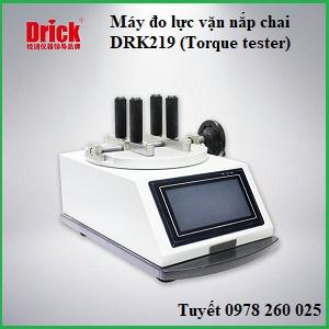 Thiết bị kiểm tra lực đóng mở nắp chai DRK219 (Torque Tester)