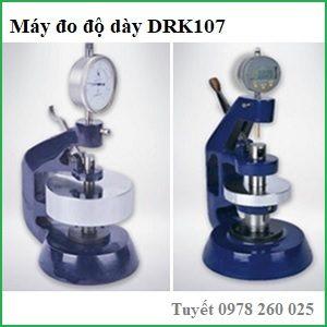 Máy đo độ dày giấy DRK107