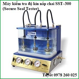 Máy kiểm tra độ kín nấp chai SST-300