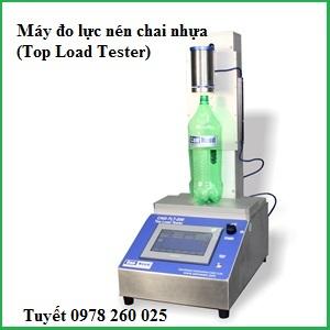 Máy đo lực nén chai nhựa (Top Load Tester) TLT-200