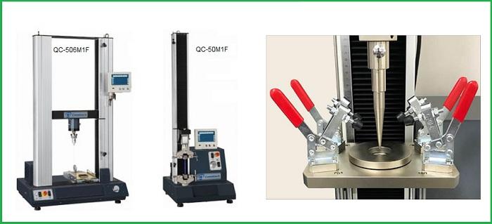 Máy đo lực đâm thủng màng film QC-506M1F- QC-508M1F